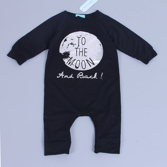 6-18M Baby Boy Cartoon Clothes