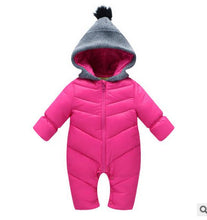 3-24M Cute Baby Windproof Snowsuit - Baby-Treasure - Everything all about Pregnant and Babys