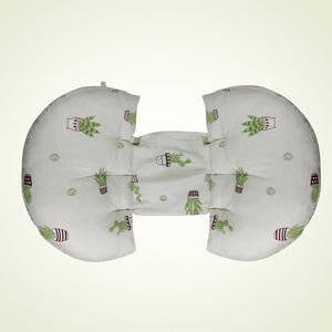 Simple Pregnancy Pillow For Side Sleepers Cotton Fill - Baby-Treasure - Everything all about Pregnant and Babys