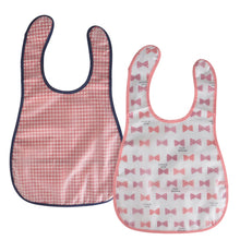 0-36M 2Pcs Cute Waterproof Baby Bibs - Baby-Treasure - Everything all about Pregnant and Babys