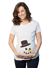 Women Christmas Pregnancy Tops - Baby-Treasure - Everything all about Pregnant and Babys