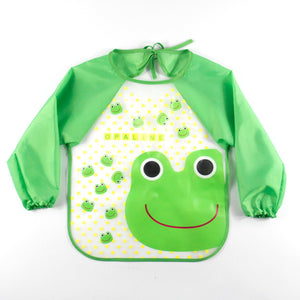 0-24M Waterproof Sleeved Bib - Baby-Treasure - Everything all about Pregnant and Babys