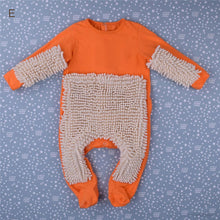 3-18M Baby Cleaning Mop Suit - Baby-Treasure - Everything all about Pregnant and Babys