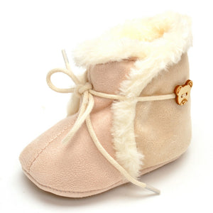 0-18M Cute Baby Winter Boots - Baby-Treasure - Everything all about Pregnant and Babys