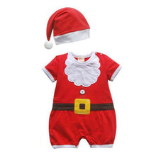 10-24M Babys Christmas Costumes Santa Claus Snowman - Baby-Treasure - Everything all about Pregnant and Babys