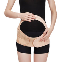 3 in 1 Maternity Belly Support Belt Front view