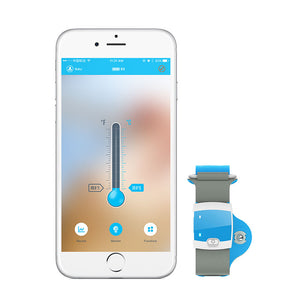 Wearable Smart Medical Thermometer - Baby-Treasure - Everything all about Pregnant and Babys