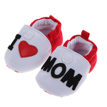 0-18M Cute I Love MOM Baby Shoes - Baby-Treasure - Everything all about Pregnant and Babys