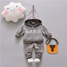6-24M 2Pcs Baby Boy Clothing set - Baby-Treasure - Everything all about Pregnant and Babys