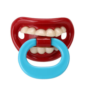 3-18M BPA Free Funny Baby Pacifier - Baby-Treasure - Everything all about Pregnant and Babys