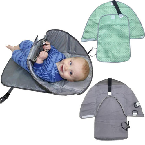 0-24M 3-in-1 Diaper Clutch