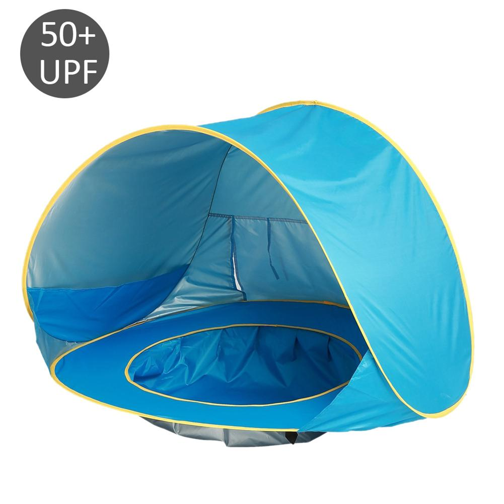 Baby Beach Pop Up Tent