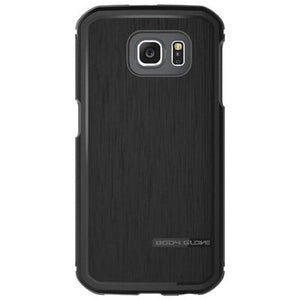 Body Glove Samsung Galaxy S6 Black Grey Satin Pro Shell Cover Case
