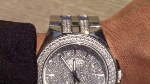 Bulova Men's Watch Crystals Collection 96B235