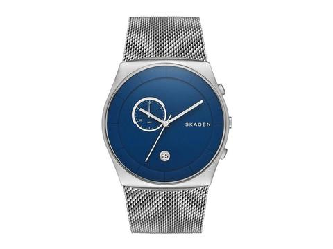 Skagen Men's Chronograph Mesh Band Watch SKW6185