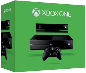 Microsoft Xbox One with Kinect 500GB Black Console