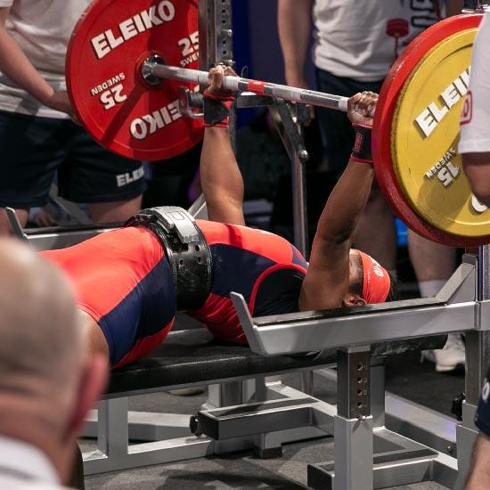 Overcoming Plateaus in the Bench