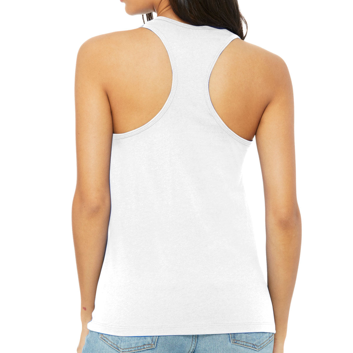 Gym is Bae Classic Racerback Tank