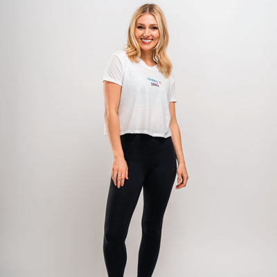 Strong is Good Women's Crop Tee