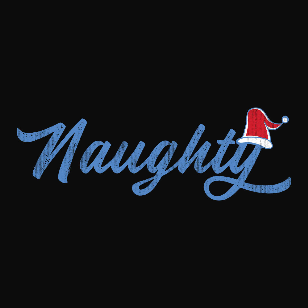 Naughty Holiday Muscle Tank