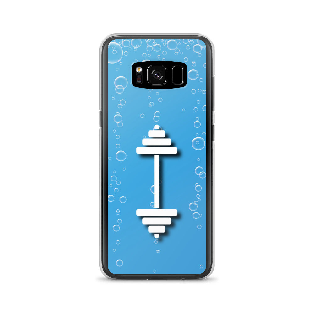 Samsung Case, Bubbles