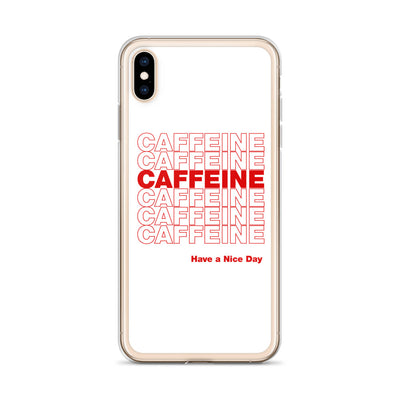 iPhone Case, Caffeine Knockout