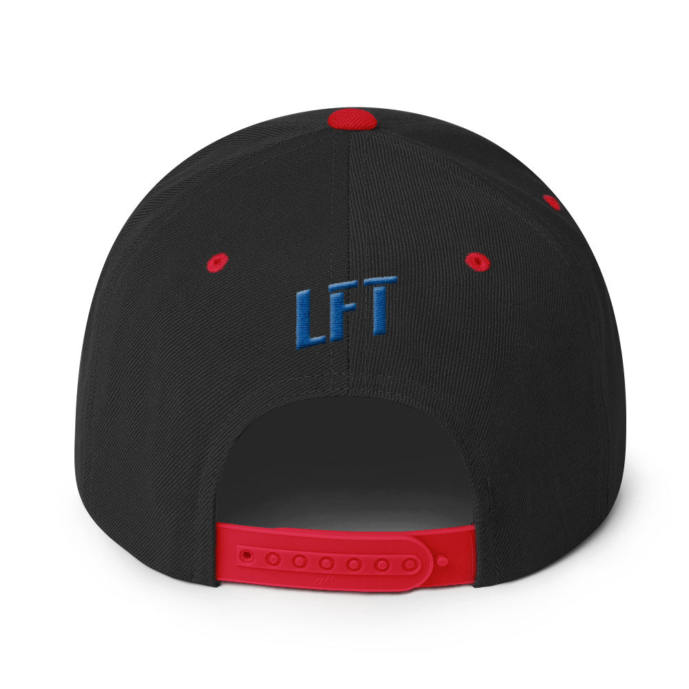 12eb33aa62a55 Savage Snapback Cap - The LFTer s Club