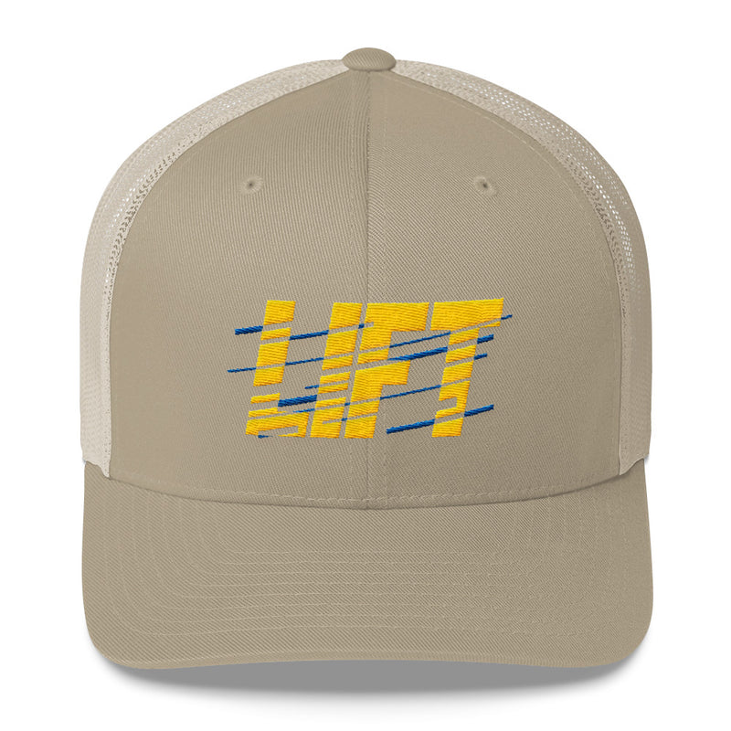LI FT Retro Trucker Cap