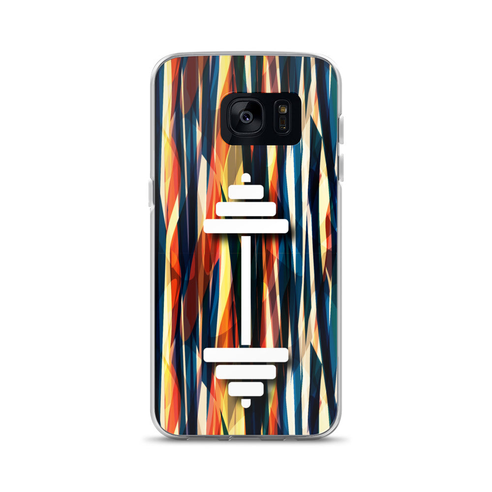 Samsung Case, Stripes