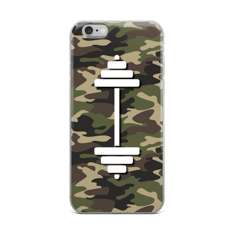 iPhone Case, Camo