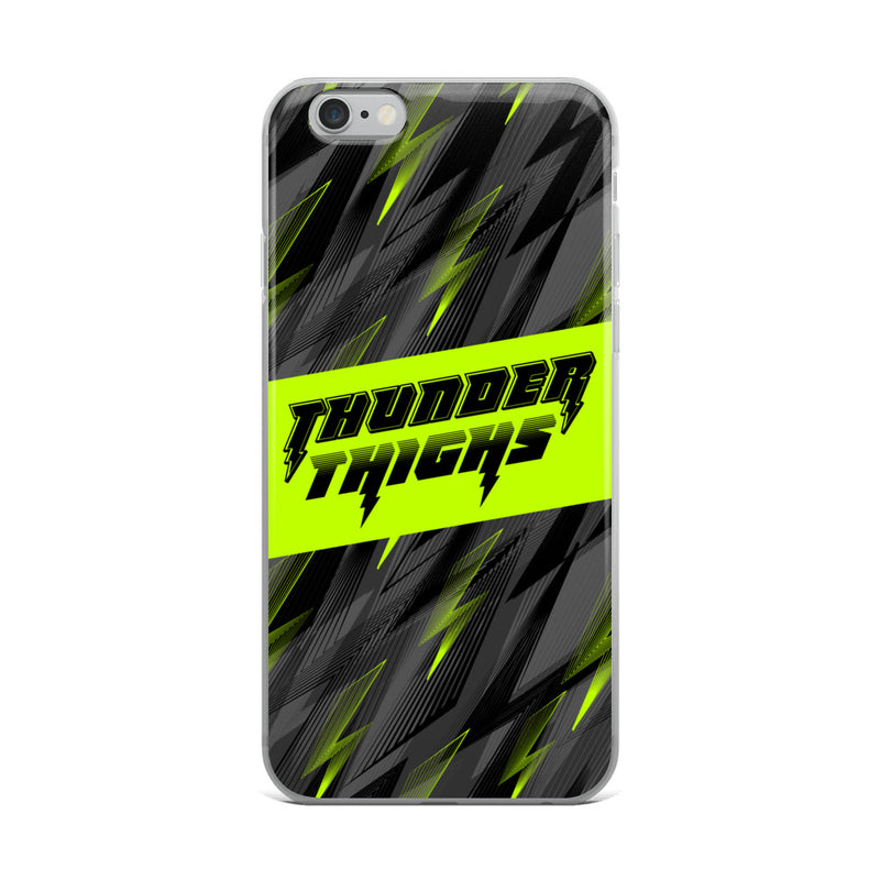 iPhone Case, Thunder Thighs