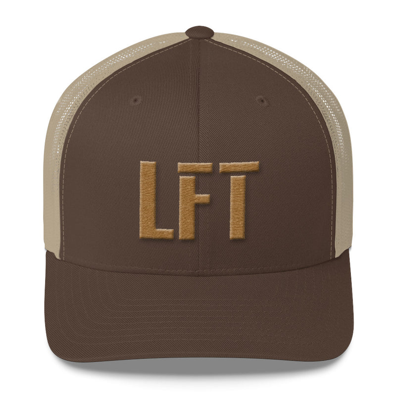 LFT Retro Trucker Cap