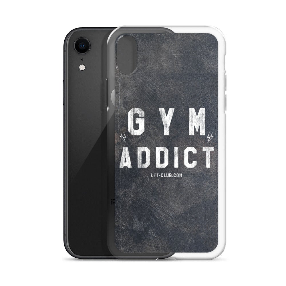 iPhone Case, Gym Addict