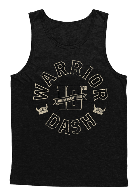 10th Anniversary Circle Tank Top