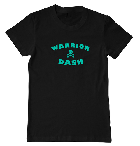 Kids Warrior Skull Tee