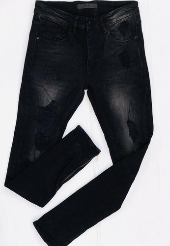 Black fade Jeans