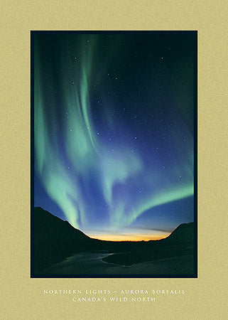 Northern Lights - Aurora Borealis - Canada's Wild North