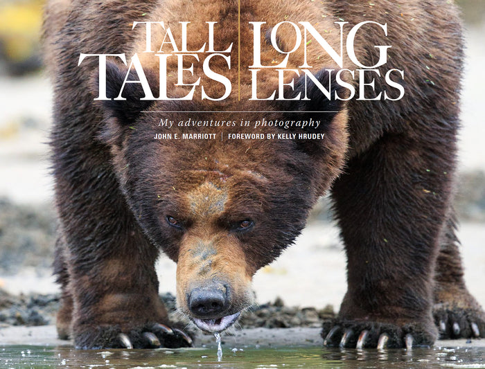 Tall Tales, Long Lenses: My Adventures in Photography