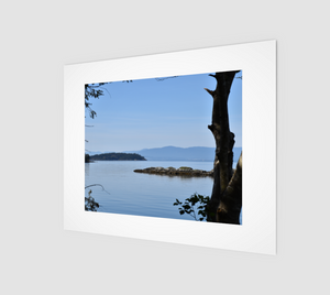 Halfmoon Bay 8x10 Fine Art Print from Engrooved Splash Productions located in British Columbia, Canada.