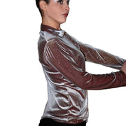 Glittering Shirt side view