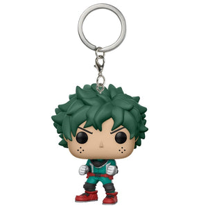 My Hero Academia Midoriya Keychain - Accessory Shop