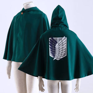 Attack on Titan Scouts Legion Costume - Accessory Shop