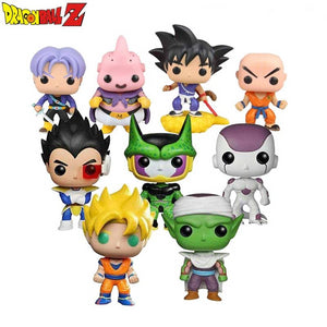 Dragon Ball Toy Action Figures - Accessory Shop