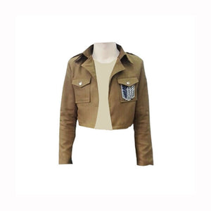 Attack On Titan Shingeki No Kyojin Jacket - Accessory Shop