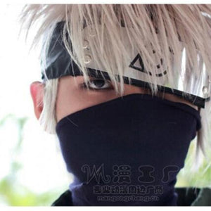 Naruto Kakashi Face Mask - Accessory Shop