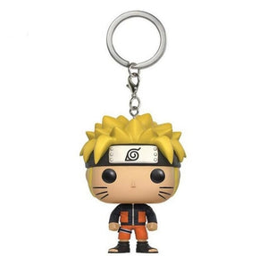 Naruto Keychain - Accessory Shop