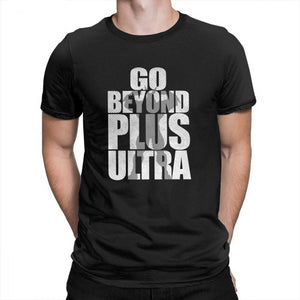 "My Hero Academia ""Go Beyond Plus Ultra"" T-Shirt - Accessory Shop"