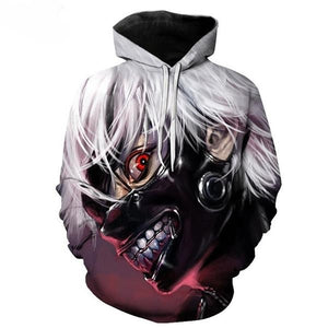 Tokyo Ghoul Sweater - Accessory Shop