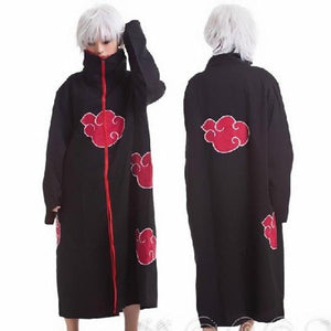 Naruto Akatsuki Cosplay Robe - Accessory Shop