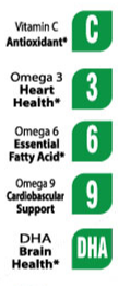 Halal Omega with DHA for Adult and Children, 60 Gummies